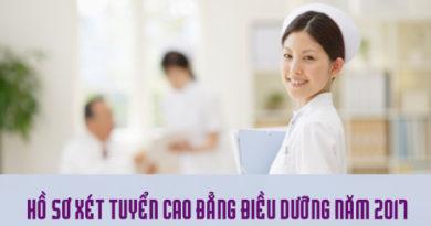 Điều kiện xét tuyển Cao đẳng Điều dưỡng tại Trường Cao đẳng Y Dược Pasteur