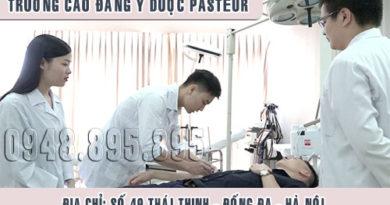 Trường Cao đẳng Y Dược Pasteur đào tạo Văn bằng 2 Cao đẳng Điều dưỡng chất lượng?
