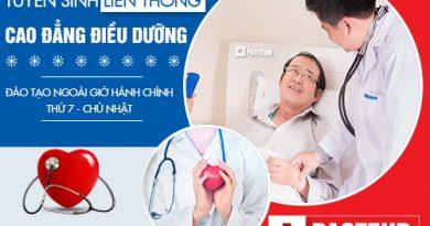 Liên thông Cao đẳng Điều dưỡng Hà Nội mở rộng cơ hội việc làm