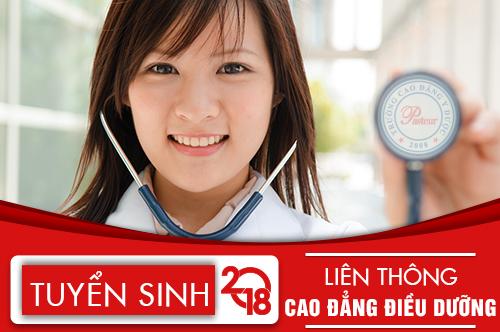 Địa chỉ Liên thông Cao đẳng Điều dưỡng Hà Nội uy tín