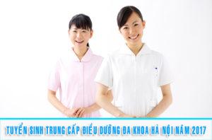 Học Văn bằng 2 Trung cấp Điều dưỡng Hà Nội năm 2017 mất mấy năm?