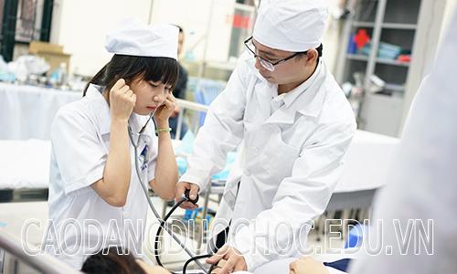 Cơ hội việc làm mở rộng khi theo học Cao đẳng Điều dưỡng