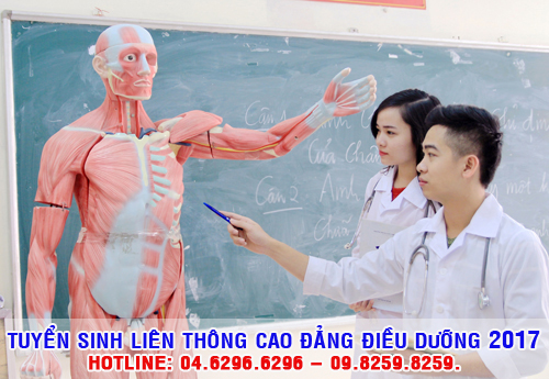 Ưu điểm khi học Liên thông Cao đẳng Điều dưỡng tại Trường Cao đẳng Y Dược Pasteur