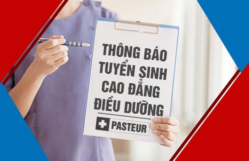 Tuyển sinh Cao đẳng Điều dưỡng Hà Nội năm 2018