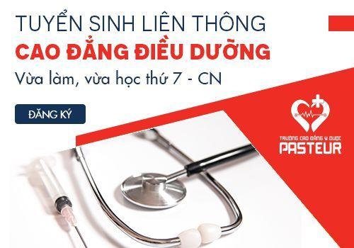 Tuyển sinh Liên thông Cao đẳng Điều dưỡng Hà Nội 2018