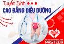 Thông báo tuyển sinh Cao đẳng Điều dưỡng Hà Nội năm 2020