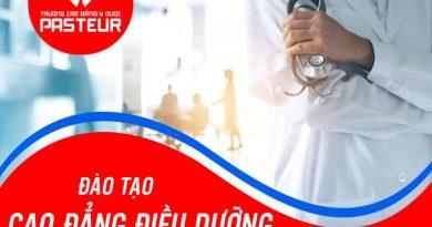 Trường Cao đẳng Y Dược Pasteur đào tạo cao đẳng điều dưỡng có thực hành nhiều không?